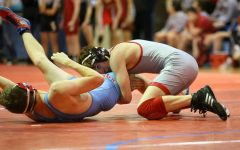 Westside Wrestlers Prepare for DIstricts