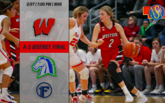 LIVE GIRLS DISTRICT FINAL: Millard North at Westside