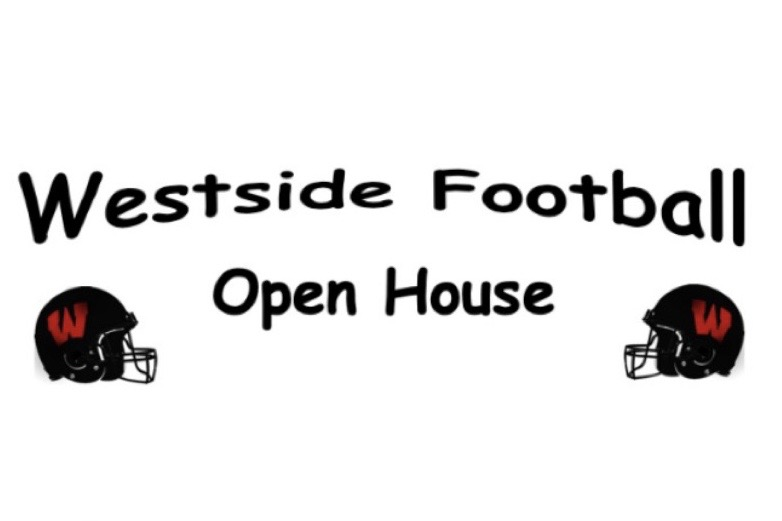 The Westside football program is hosting an open house for eighth grade students to attend on Wednesday, March 4.