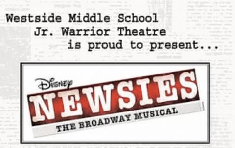 "Westside Middle School To Perform ""Newsies"" As Spring Musical"