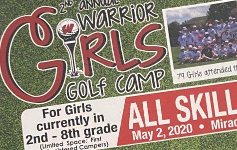 Westside Girls Golf Hosts Second Annual Warrior Girls Golf Camp