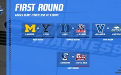 First Round 2020 March Madness Simulation