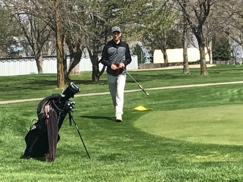 The boys golf team will not get a season the year due to COVID-19.