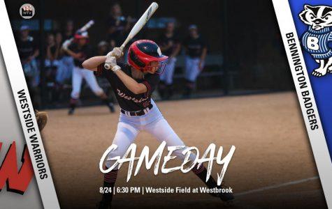 Westside vs Bennington | Westside Varsity Softball Livestream