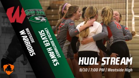 Westside vs Lincoln Southwest | Westside JV & Varsity Volleyball Hudl Stream