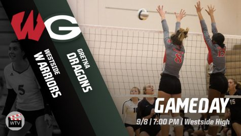 Westside vs Gretna | Westside Varsity Volleyball Livestream