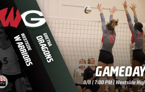 Westside vs Gretna | Westside Varsity Volleyball Livestream