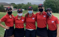 Girls Golf team 2020