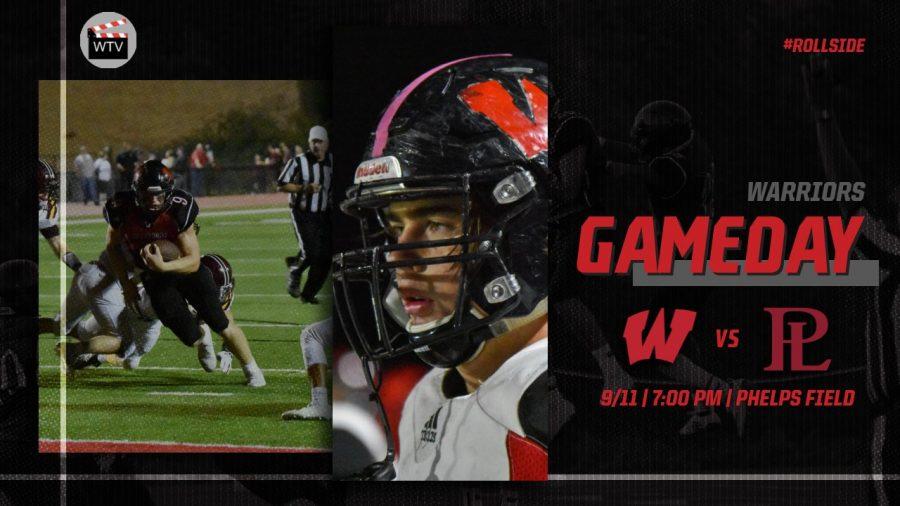 Westside vs Papillion-La Vista | Westside Varsity Football Livestream