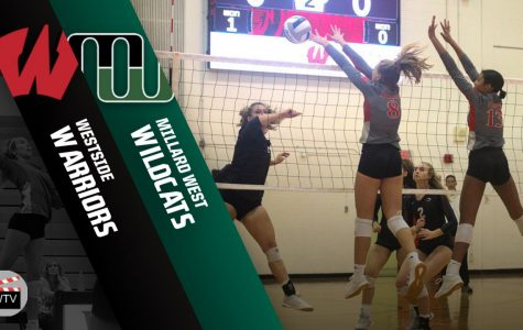 #10 Westside vs #4 Millard West | Westside Varsity Volleyball Livestream