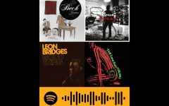 This month's playlist features songs by Spoon, Leon Bridges, and A Tribe Called Quest.