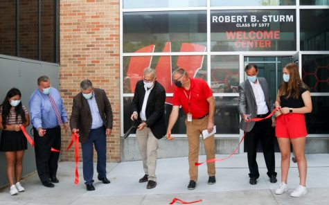 Westside High Welcome Center Provides New Safety Measures