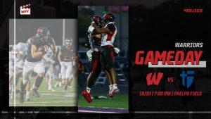 #1 Westside (NE - A) vs #3 St. Thomas Aquinas (KS - 5A)   Westside Varsity Football Livestream