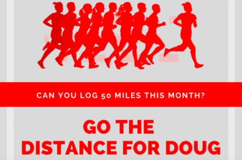 Westside community members and friends of Doug Krenzer are encouraged to participate in Go the Distance for Doug.