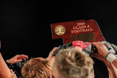 Westside Varsity Football Team Wins State Championship
