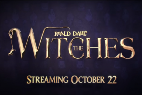 The live-action movie of Roald Dahl