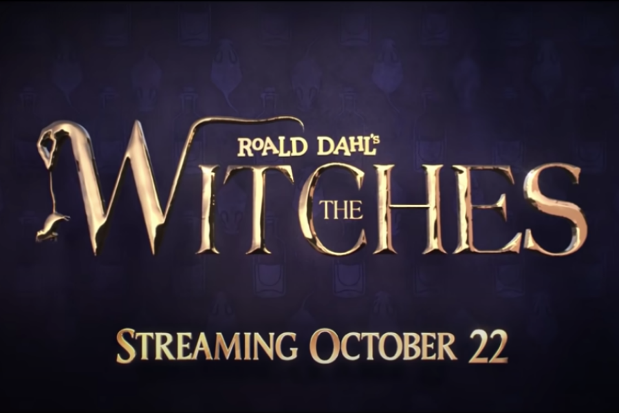 The live-action movie of Roald Dahl's,