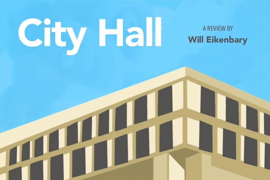"""City Hall"" is the newest documentary film by director Frederick Wiseman."