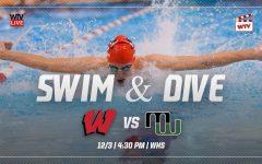 Westside vs Millard West | Westside Varsity Swim & Dive