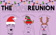 Top 5 Podcast Reunion: Top 5 Holiday Traditions We'll Miss This Year