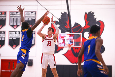 Westside Boys Basketball Bounces Back in Second Weekend of Action