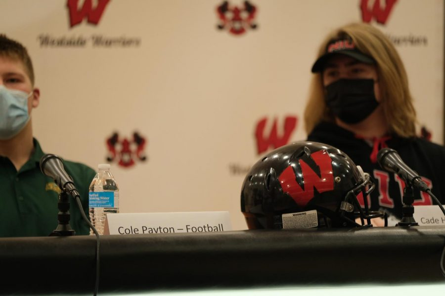 National Signing Day - Photo Gallery