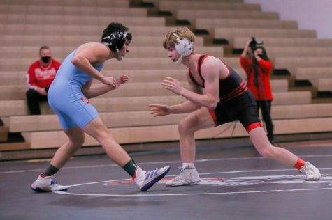 PHOTO GALLERY: Wrestling vs Ralston