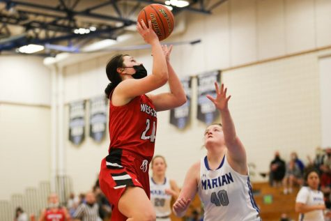 PHOTO GALLERY: Girls Varsity Basketball vs. Marian