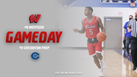 #8 Westside vs #3 Creighton Prep | Westside Boys Varsity Basketball