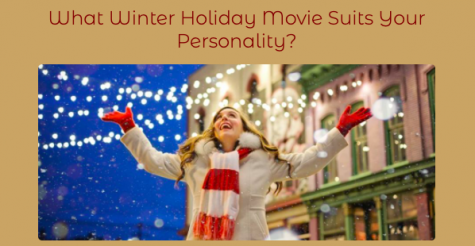 Take this quiz to find out what holiday movie best suits your personality!