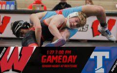 Westside vs Papillion-La Vista South   Westside Varsity Wrestling