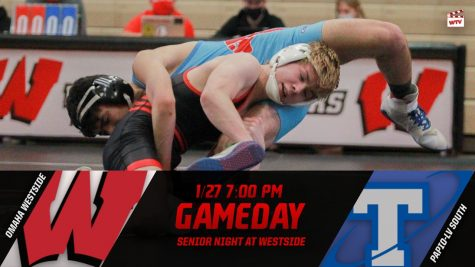 Westside vs Papillion-La Vista South | Westside Varsity Wrestling