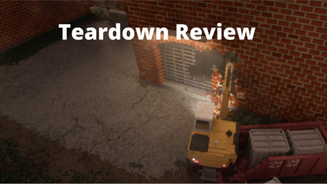 Teardown PC Game Review