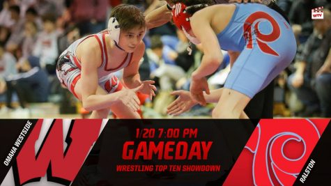Westside vs Ralston | Westside Varsity Wrestling Meet