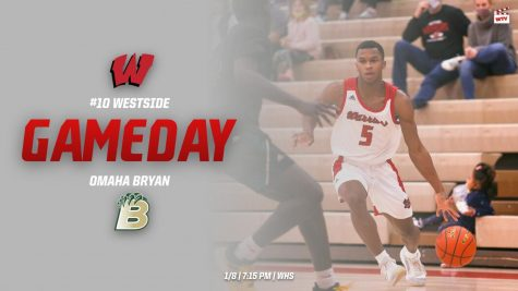 #10 Westside vs Omaha Bryan   Westside Varsity Boys Basketball