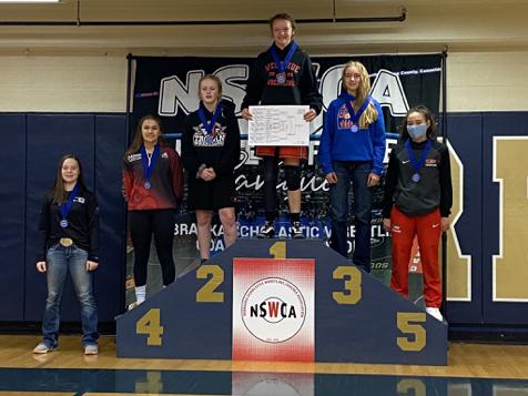 Regan Rosseter Wins NSWCA Girls State Championship