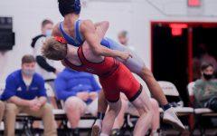 Westside Wrestling Prepares for Districts