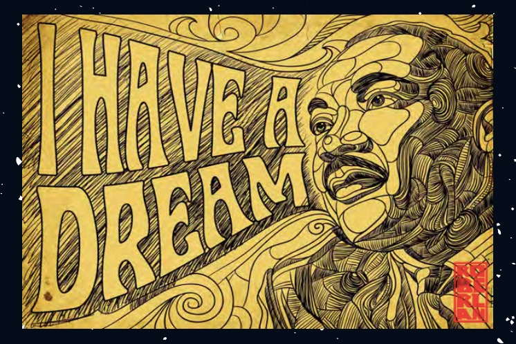 """Omaha Human Rights and Regulations holds an annual Martin Luther King Jr. """"Living the Dream"""" competition"""