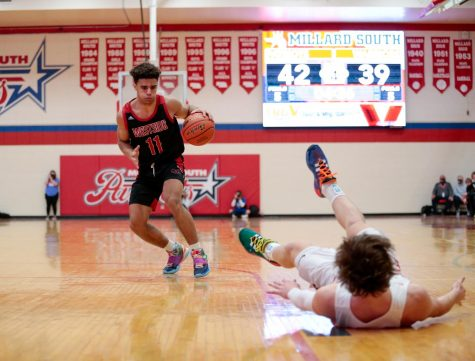 Westside Boys Basketball Splits Regular Season Series Finale