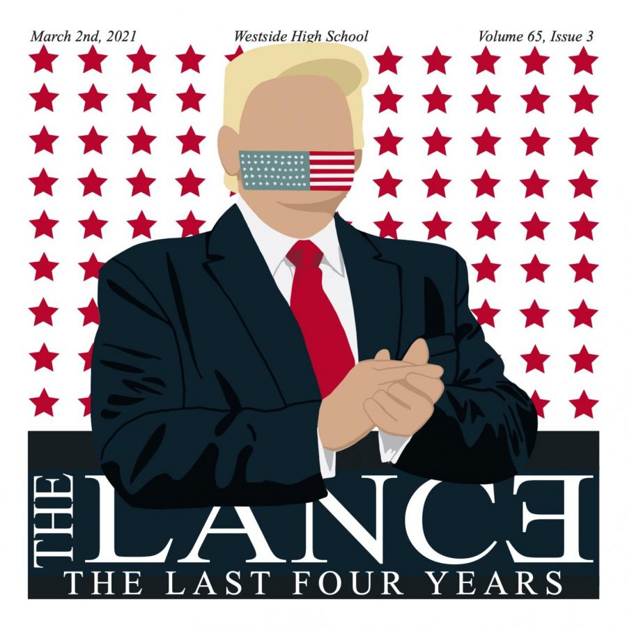 This issue of The Lance focuses on politics within the last four years.