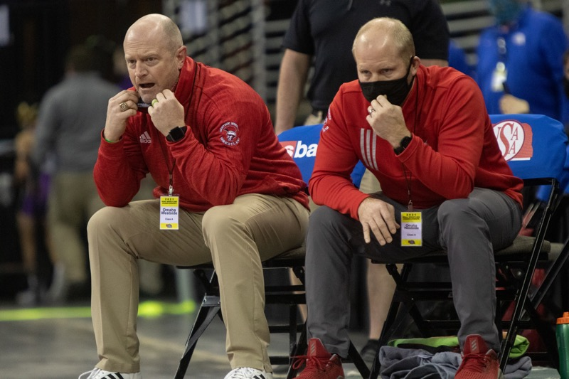 Wrestling Coach Michael Jernigan Wins Omaha Metro Coach of the Year Award