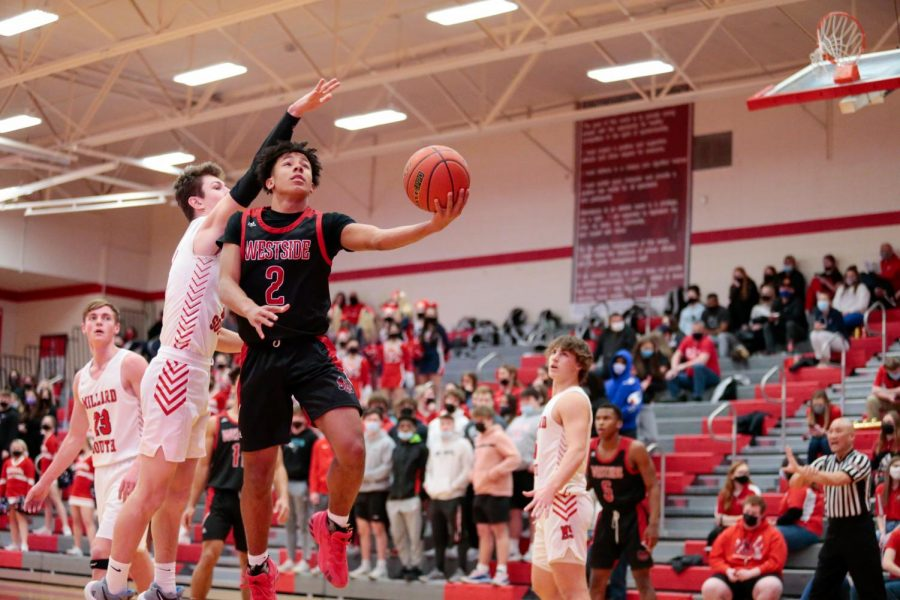 Westside Boys Basketball Transfers Reflect on Experience in First Year