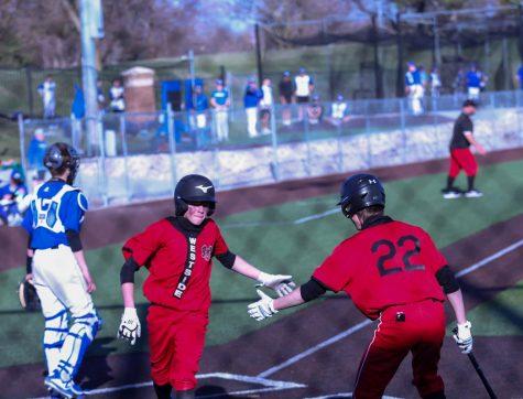 PHOTO GALLERY: Boys Reserve Baseball vs. Creighton Prep
