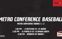 Omaha Metro Conference Baseball Tournament Round 1 and 2   WTV Live