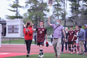 PHOTO GALLERY: Boys Varsity Soccer Senior Night vs. Millard South