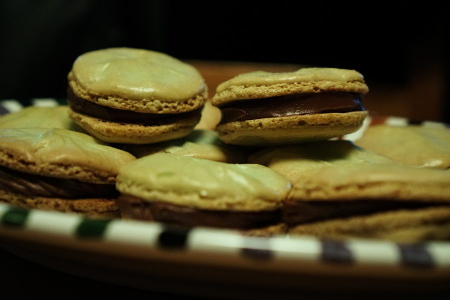 The Science of Macarons
