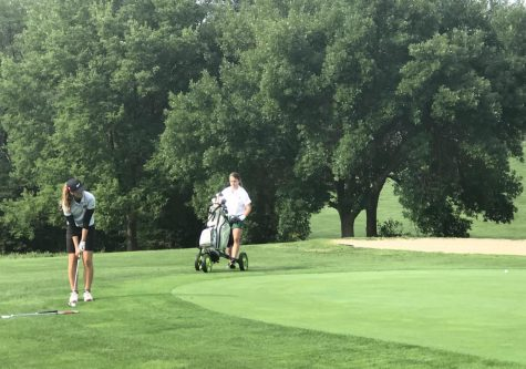 Freshman Golfer Breaks 18-Hole School Record