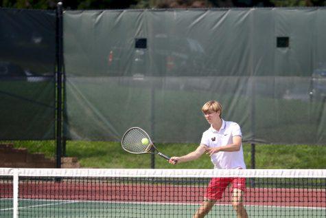 Westside Tennis Team to Compete at Metros
