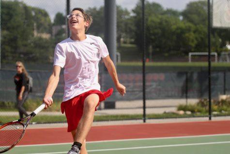 Season Recap: Youth Lead Varsity Tennis Team to Success