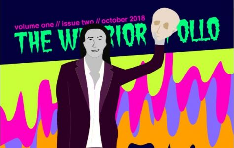 The Warrior Apollo: Issue Two